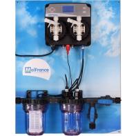 MEL ERP 105 Panneau de régulation - REDOX / pH