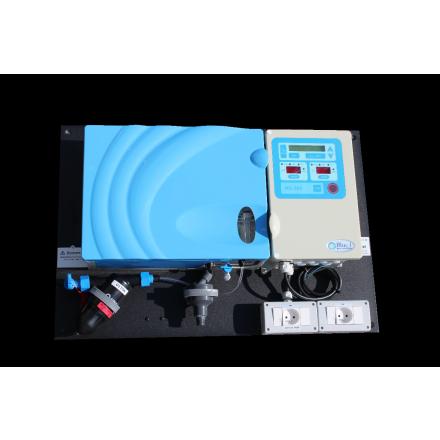 HG 302 la régulation par photocolorimétrie Oc