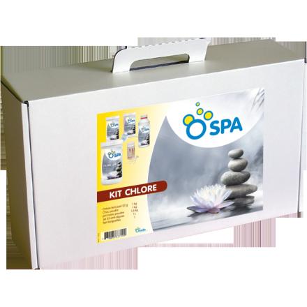 Kit chlore valisette OSPA Ocedis
