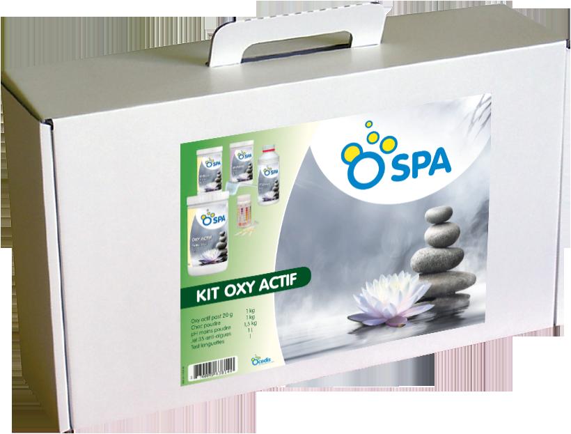 kit spa oxygene actif valisette spa sp cial spa ocedis. Black Bedroom Furniture Sets. Home Design Ideas