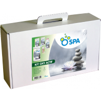 KIT SPA OXYGENE ACTIF - valisette spa