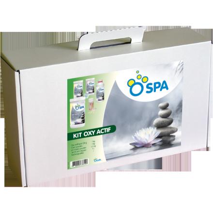 Kit Oxygène valisette OSPA Ocedis