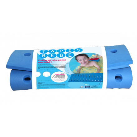 Packaging tapis bébé Ocedis LMP