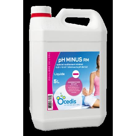 pH minus liquide RM Ocedis