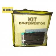 Kit d'intervention pour produits chimiques et tous liquides