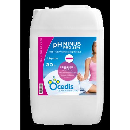 pH MINUS LIQUIDE PRO 35%