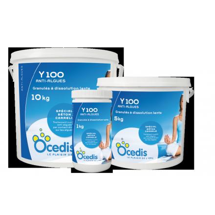 Famille Y100 Anti-algues Ocedis
