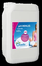Ph minus liquide pour l 39 quilibre du ph ocedis melfrance for Ph liquide piscine