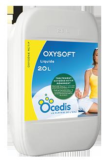 Oxysoft oxyg ne actif ocedis melfrance for Dosage oxygene actif piscine