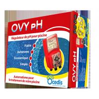 OVY pH Régulateur de pH pour piscines