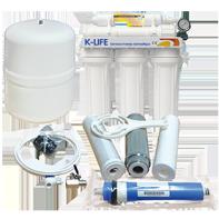 Osmoseur K-LIFE et accessoires